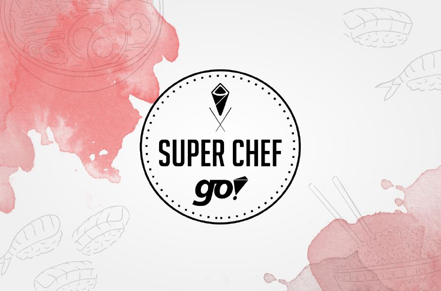 Logo Super Chef GO!